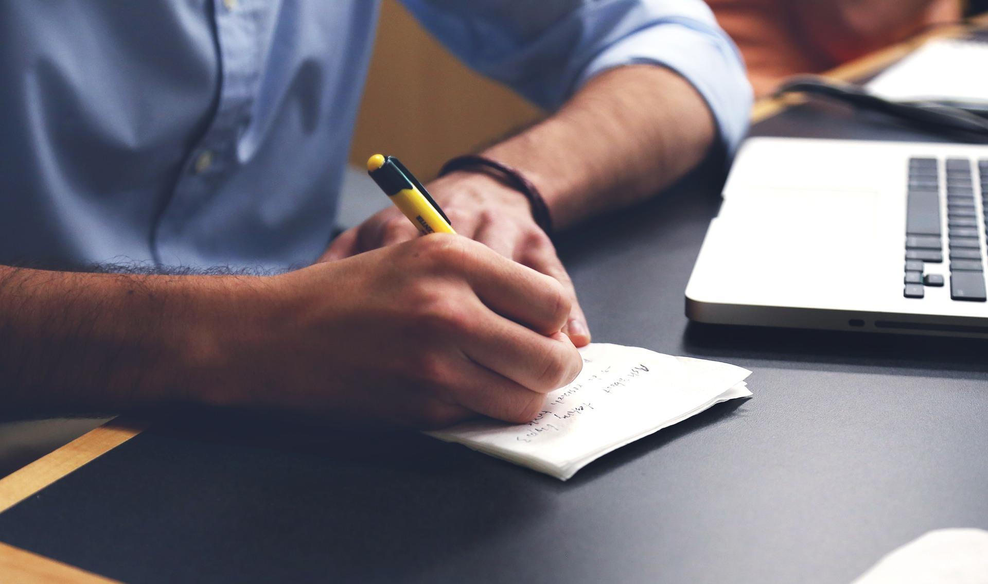 To 2017: Write Less to Write More